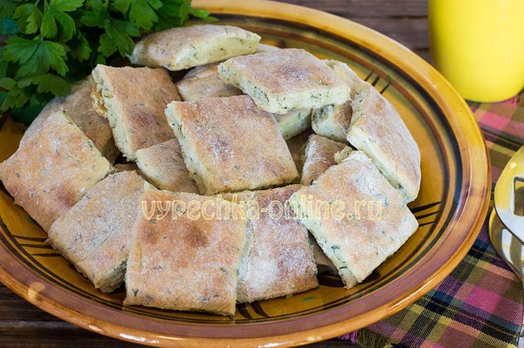 Кефирное печенье рецепт с фото пошагово