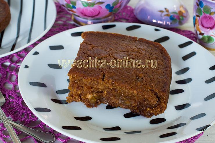 Сладкий пирог с вареньем в духовке рецепт с фото пошагово