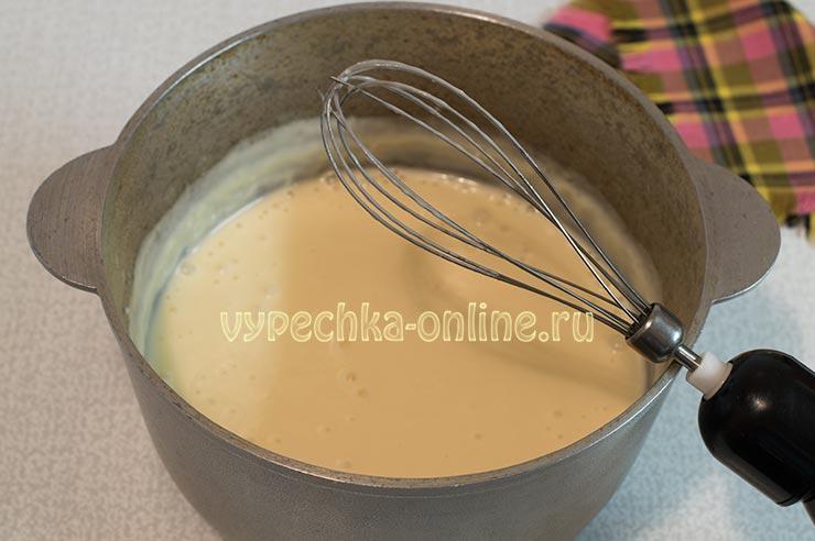Суфле десерт без выпечки