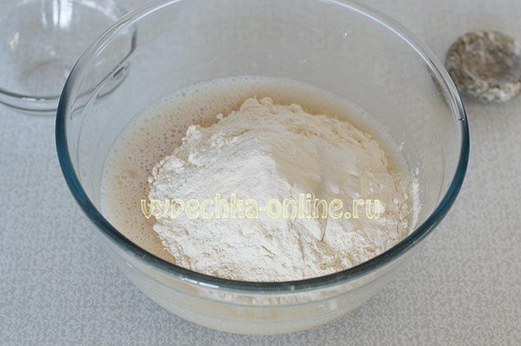 Постная выпечка с растительным молоком