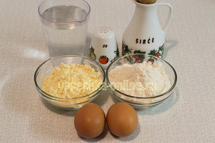 Рецепты с кукурузной мукой