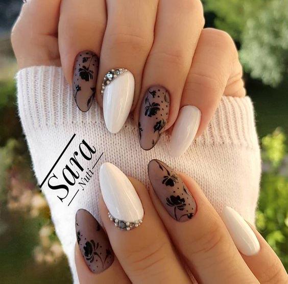 Необычный дизайн ногтей 2020