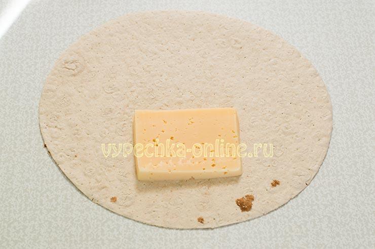 Что приготовить из лаваша и сыра рецепт