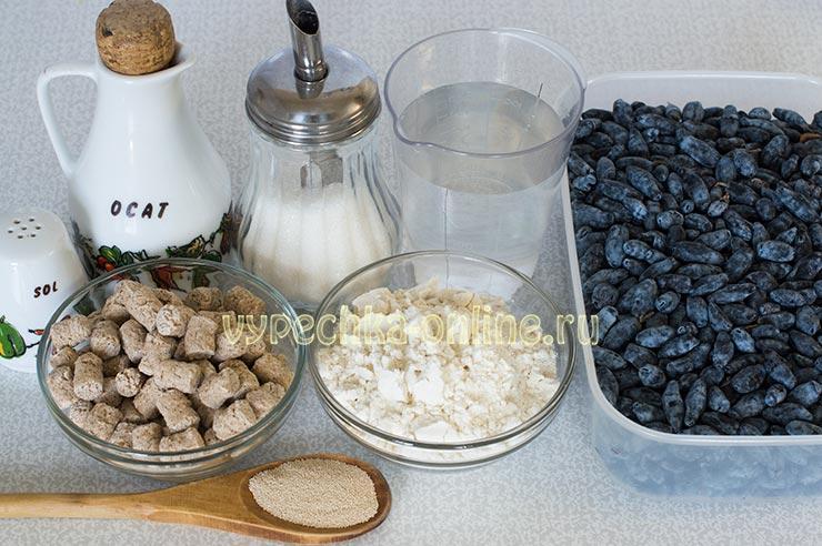 Что приготовить из жимолости рецепт