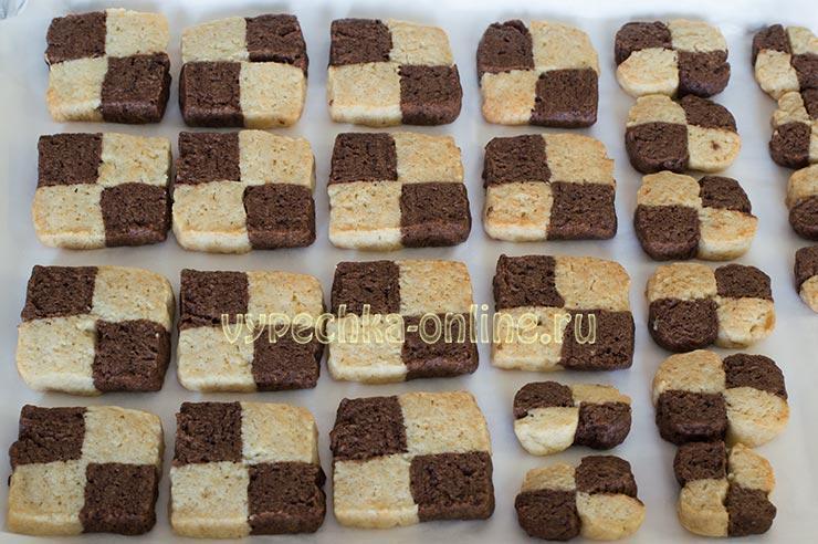 Красивое печенье своими руками без формочек