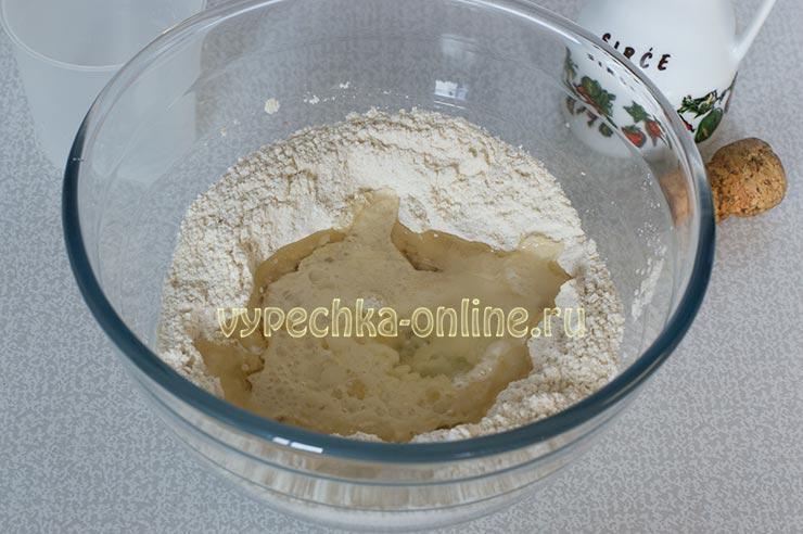 Веганское печенье рецепт