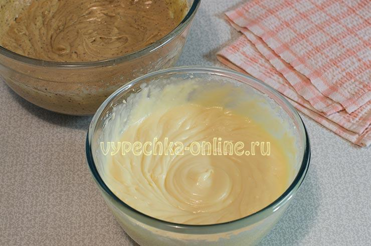 Вкусный рецепт крема для бисквитного торта