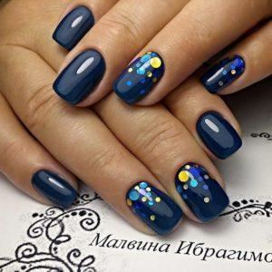 Камифубуки для ногтей дизайн