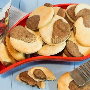 Как красиво сделать печенье без формочек