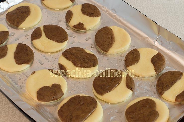 Печенье на сливочном масле и яйцах