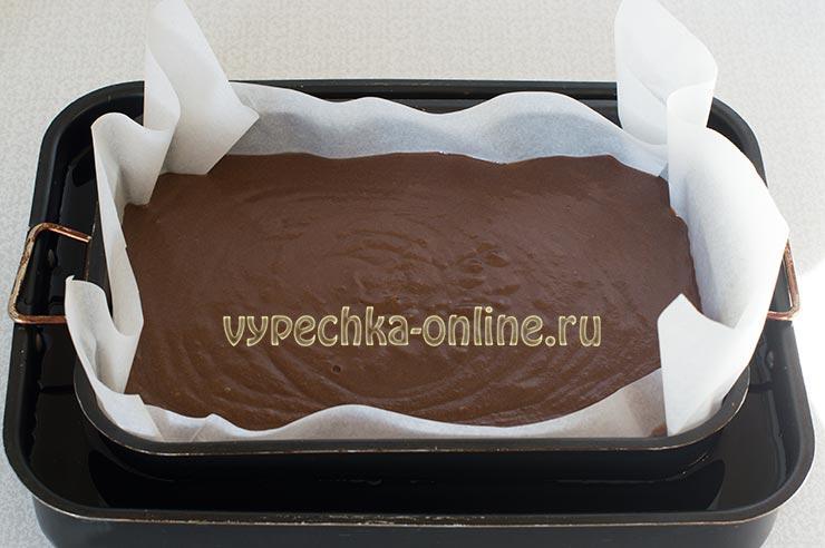 Выпекание шоколадного пудинга в духовке в домашних условиях