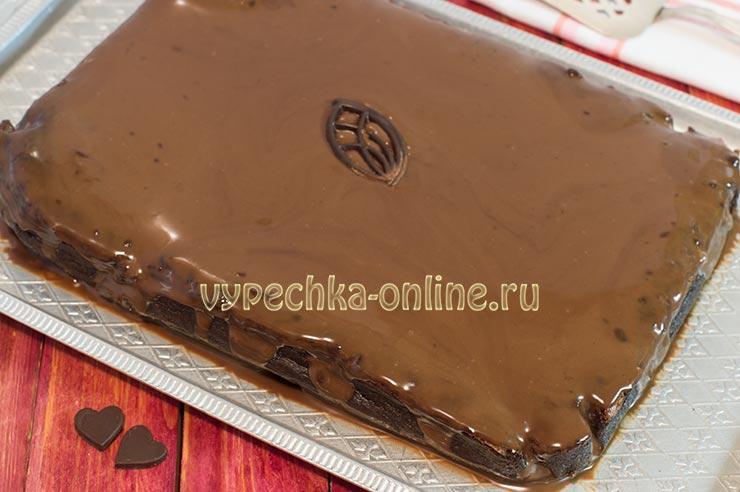 Шоколадный пудинг в духовке рецепт в домашних условиях