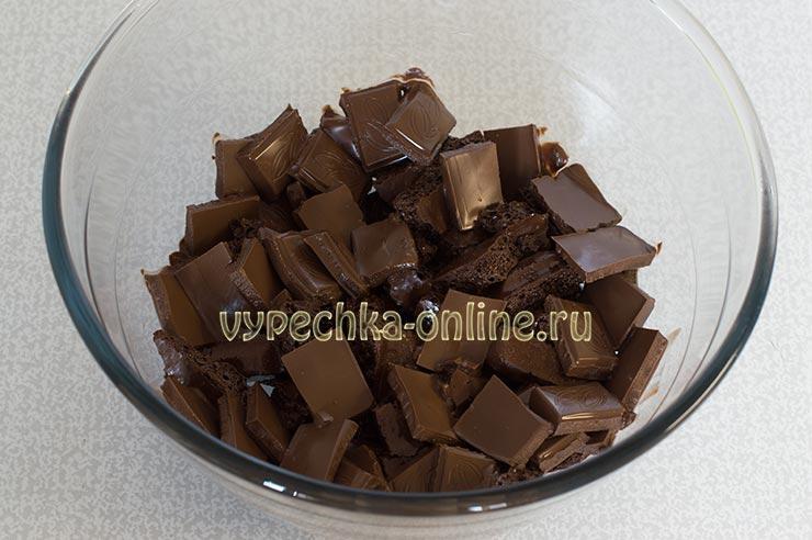 Рецепты из шоколада