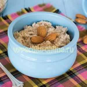 Как приготовить овсяную кашу вкусно – рецепт из традиционных овсяных хлопьев, но без варки