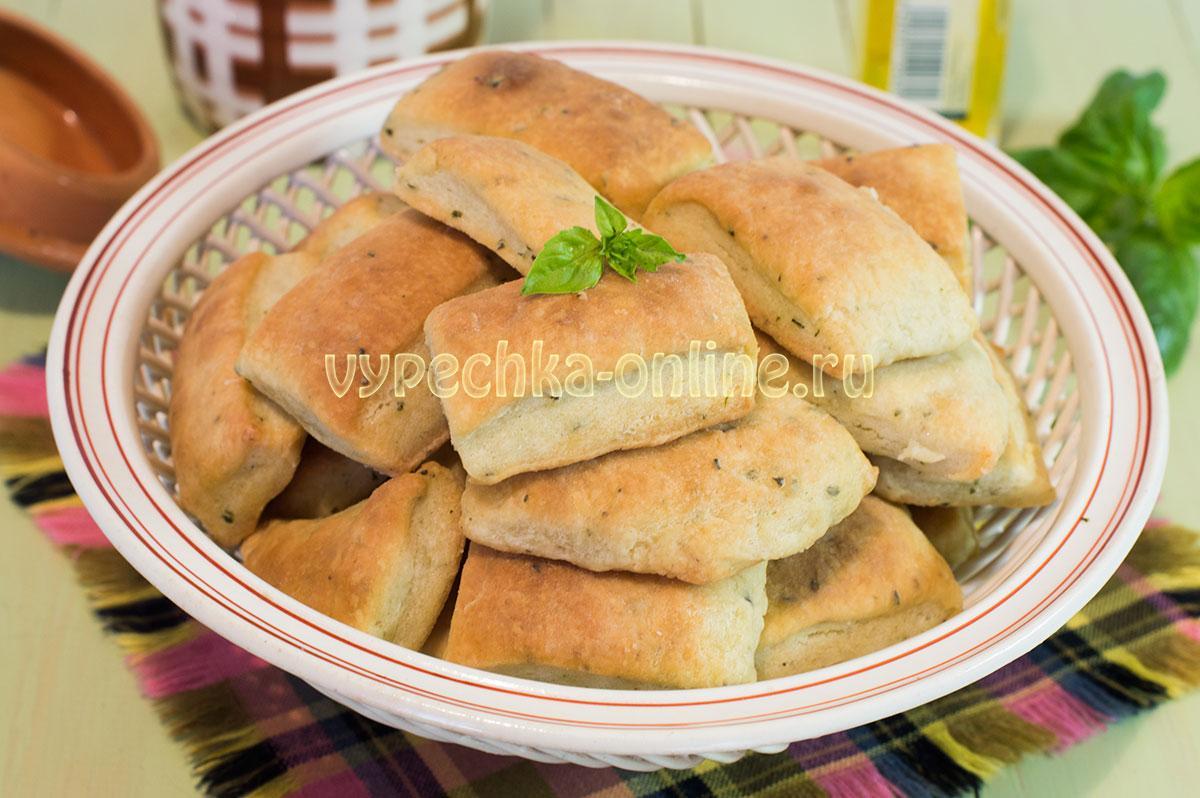 Печенье с базиликом на твороге – рецепт с фото пошагово