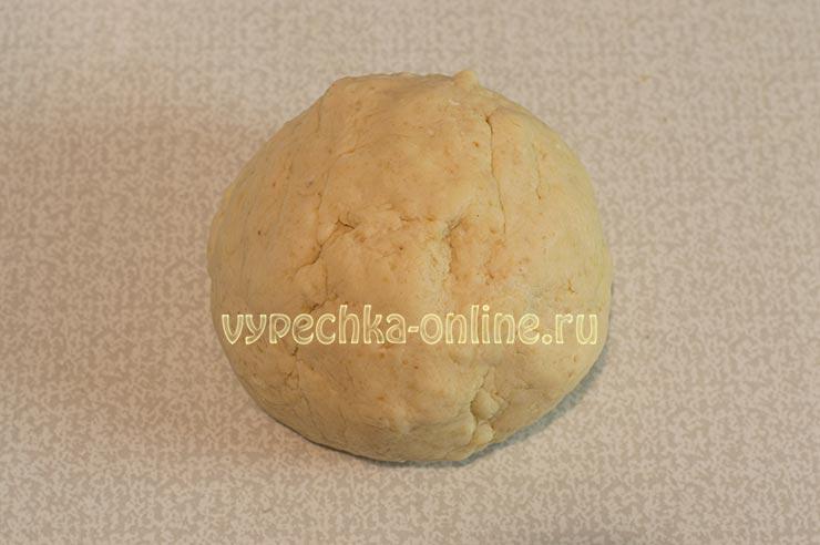 Тесто на печенье