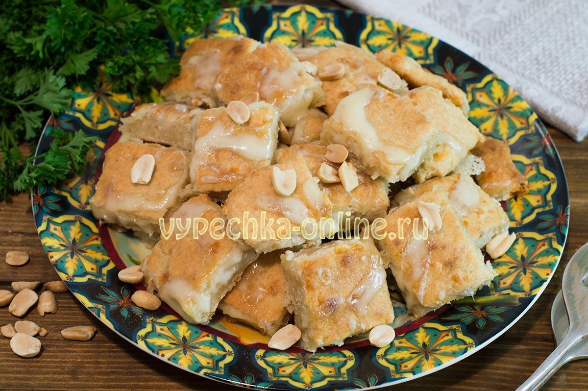 Сырное печенье рецепт с фото на скорую руку в духовке с яйцом