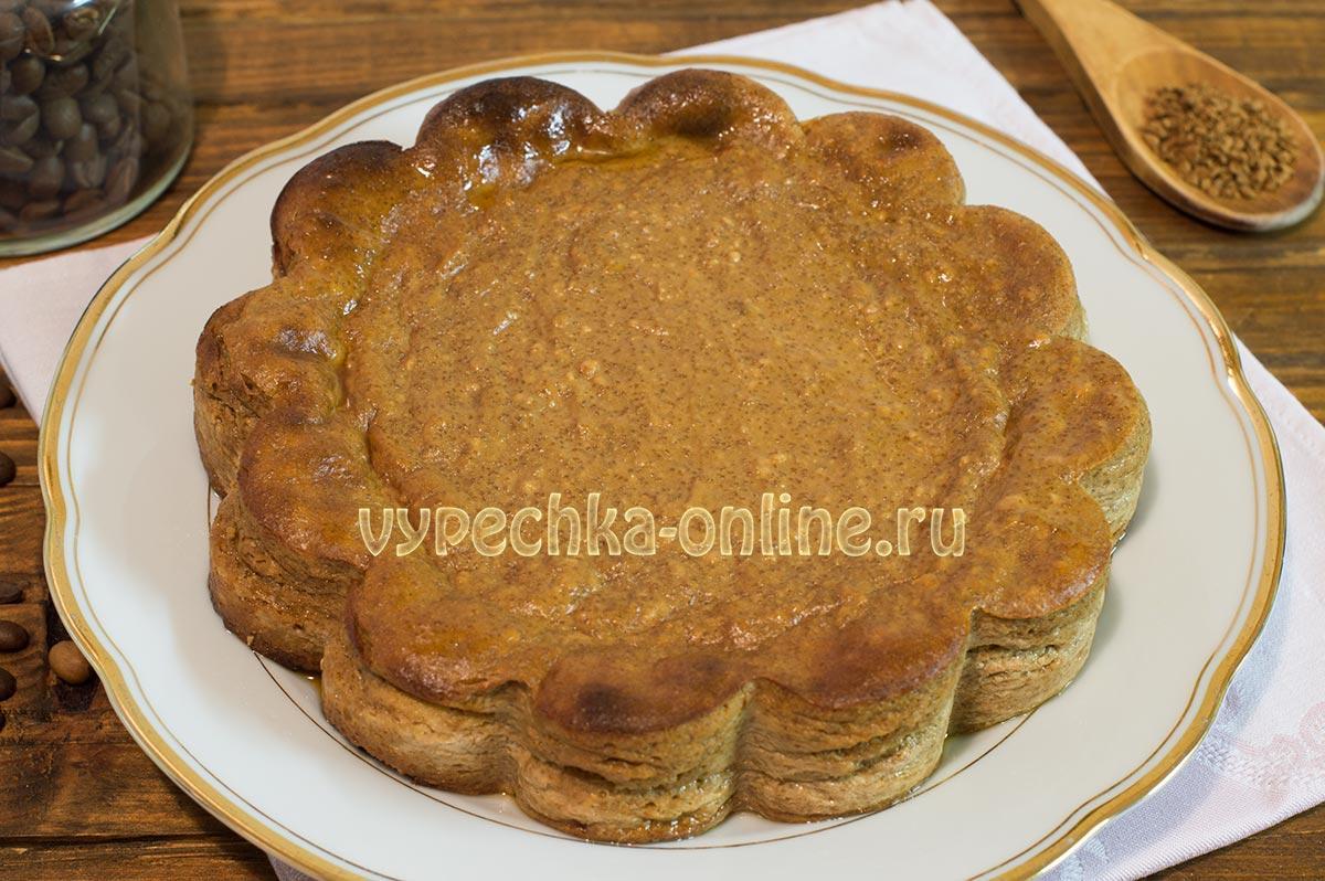 Творожная запеканка с манкой и молоком в духовке - рецепт с фото пошагово