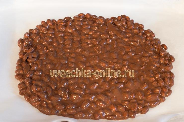 Арахис в шоколаде рецепт в домашних условиях