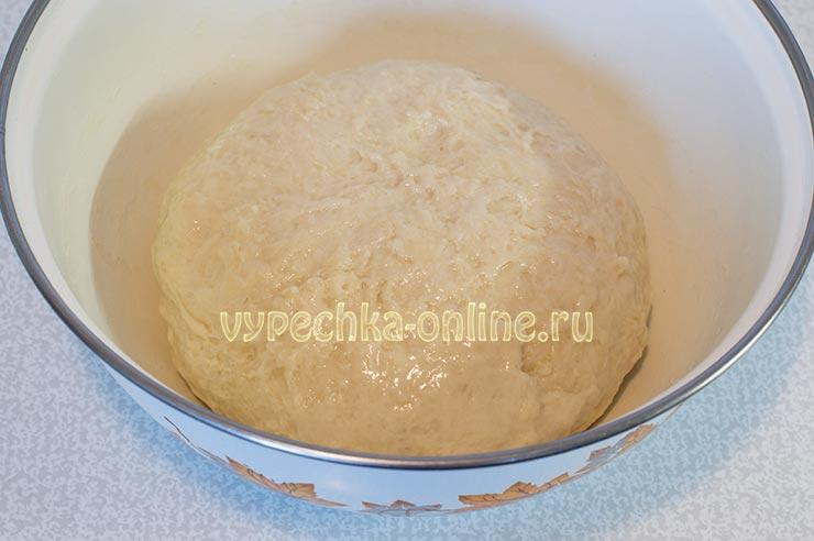 Как сделать постное дрожжевое тесто мягким и пышным