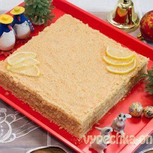 Как приготовить торт из печенья без выпечки постный, вкусный и простой – рецепт в домашних условиях