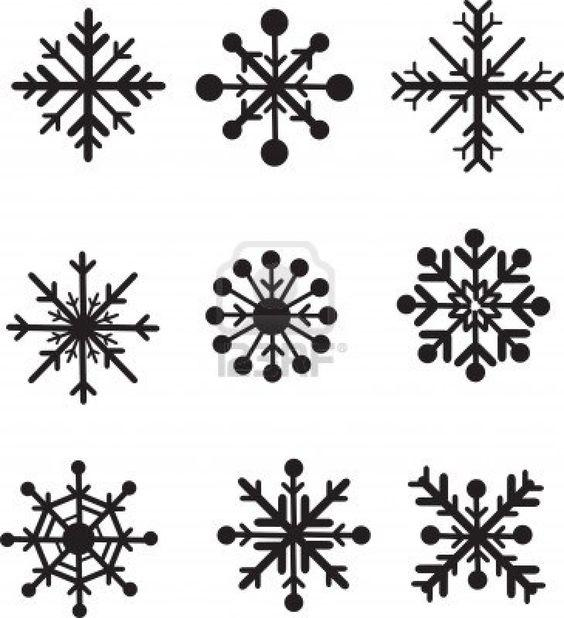 как нарисовать снежинку на ногтях в домашних условиях