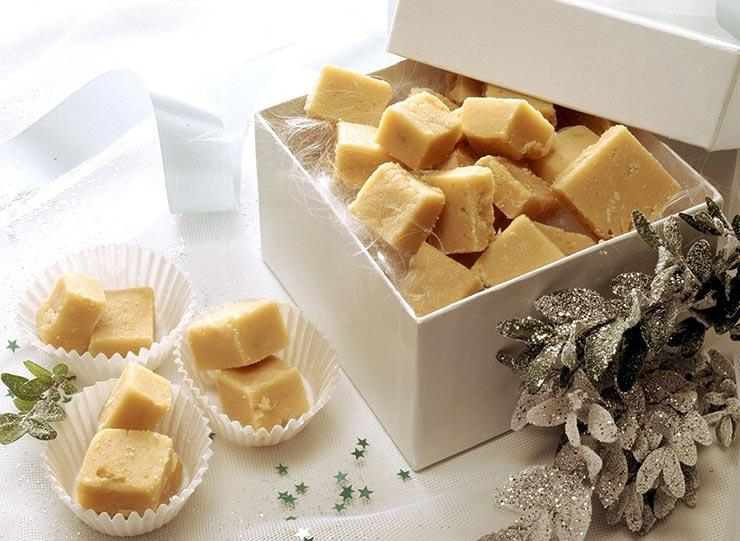 Конфеты из сливок и сахара в домашних условиях