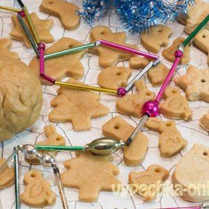 Тесто для пряников в хлебопечке (имбирное) – рецепт с фото
