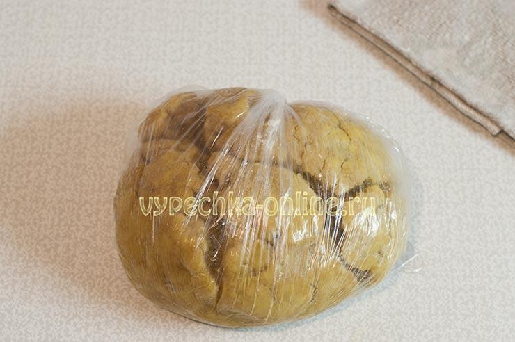 Пряничное тесто в хлебопечке