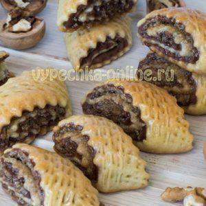 Оригинальное печенье своими руками в подарок