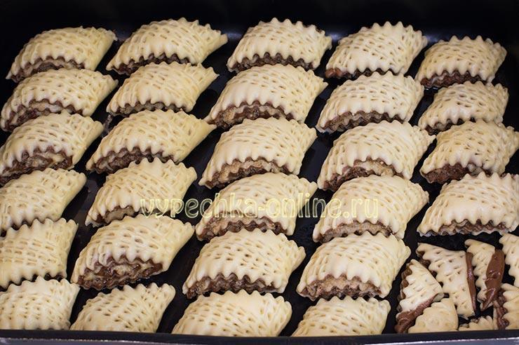 Праздничное печенье на День рождения