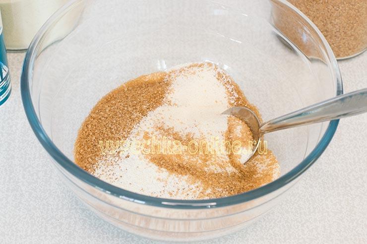 Манная крупа, сахар, соль