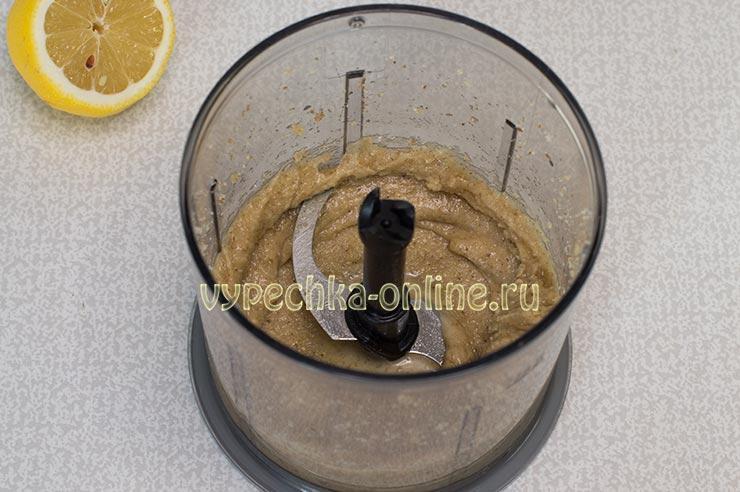 Лимонный сок с орехами и мёдом