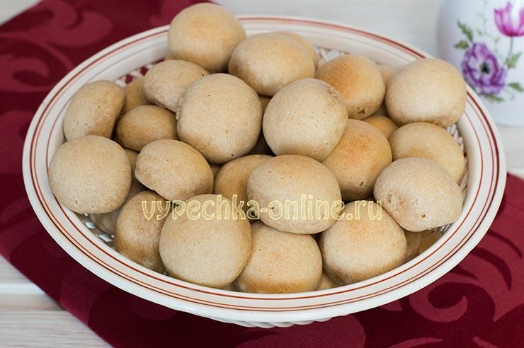 Ржаное печенье в домашних условиях для диабетиков 2 типа