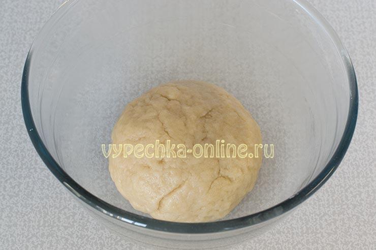 Постное тесто для печенья