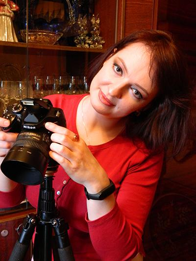 Лебедева Юлия Выпечка-онлайн
