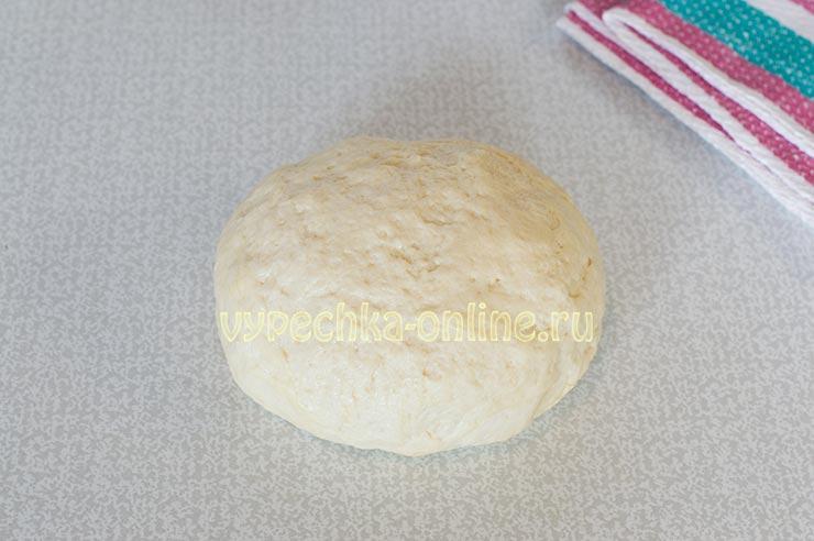 Галетное тесто