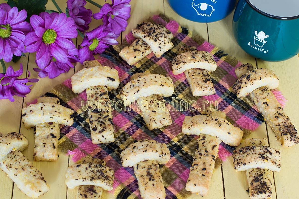 Обрядовая выпечка печенье Кресты