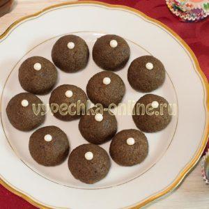 Пирожные из бисквита рецепт с кофе